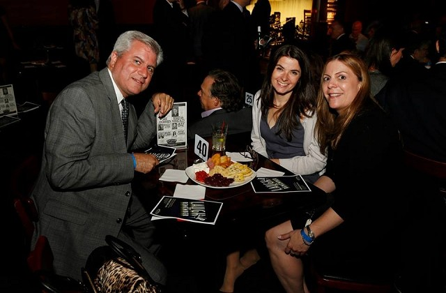 Steve Cerniglia and Leigh Cortez of Alston & Bird, along with Theresa Mercogliano of Bank of America