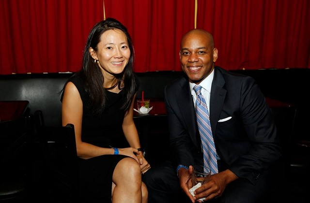 Christina Do of Prudential and Tim Taylor of CCRE