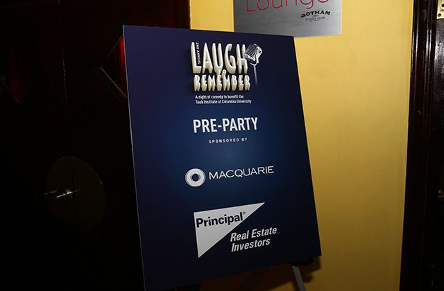 Pre-Party Sponsors