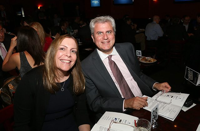 Theresa Mercogliano of Bank of America, Steve Cerniglia of Alston & Bird
