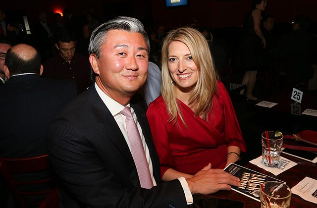 Kenji and Emily Yoshikawa of UBS