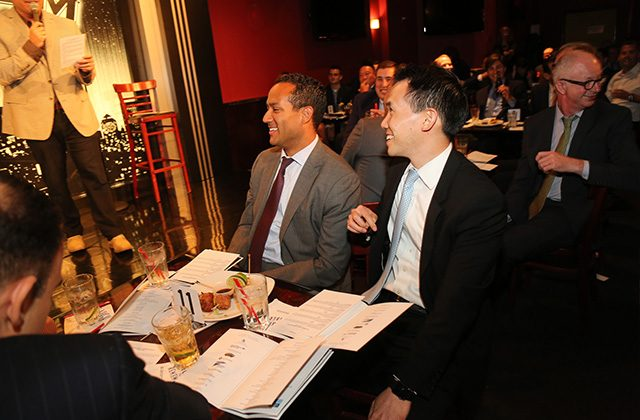 Jason Ourman and Brian Lin of Bank of America