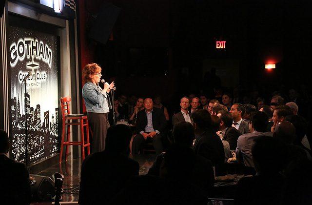 Comedian Joy Behar
