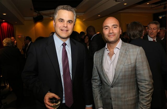 Mark Gerstein of IHG; Joe Vassallo of Intrinsic Hotels