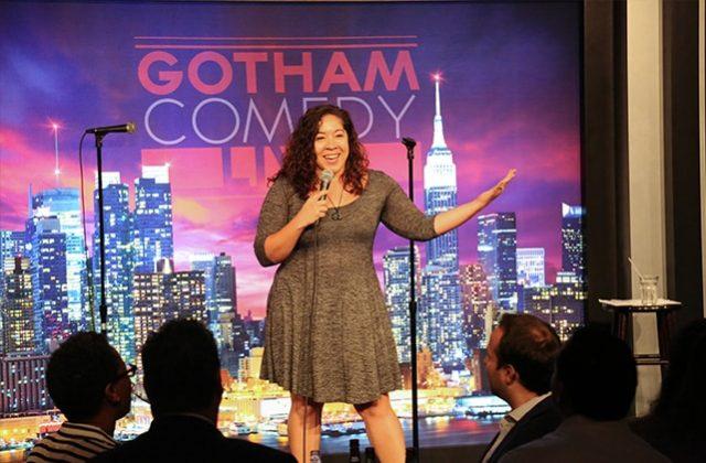 Gina Brillon (Comedian)