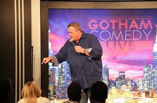 Billy Gardell (Comedian)
