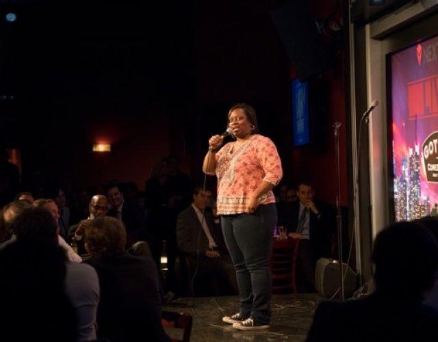Erin Jackson (Comedian)