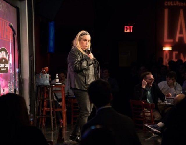 Marion Grodin (Comedian)