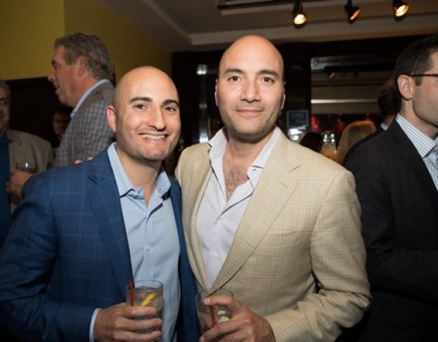 Paul Stern of Guggenheim, Joe Vasallo of Intrinsic Hotel Capital